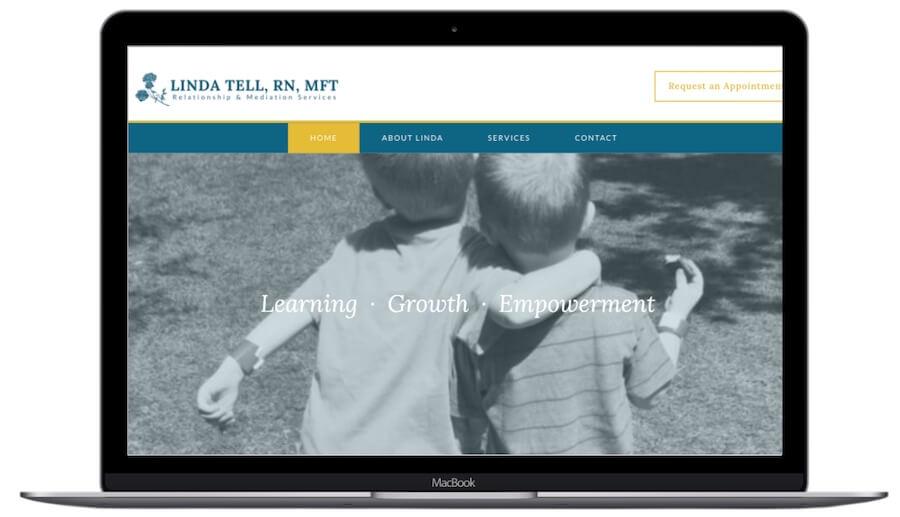 Linda Tell Website